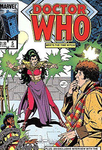 Doctor Who (1984 series) #5 @ niftywarehouse.com #NiftyWarehouse #DoctorWho #DrWho #Whovians #SciFi #ScienceFiction #BBC #Show #TV