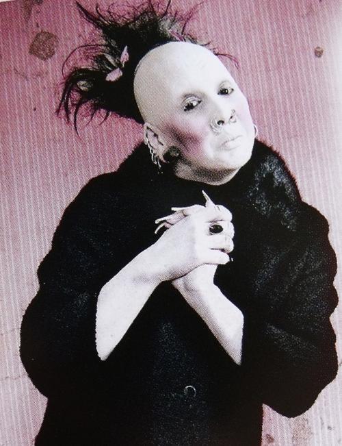 Imagen de Sopor Aeternus & The Ensemble of Shadows — from the Les Fleurs Du Mal booklet