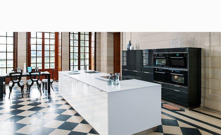Keuken Design - Glanzende lak - Lagune twin