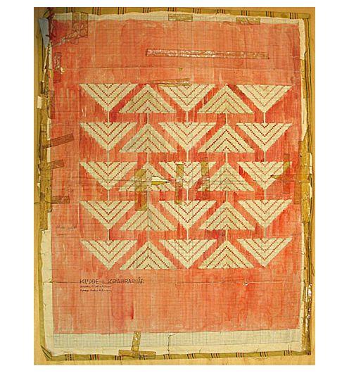weave patterns from Kulturlagret – Västarvet