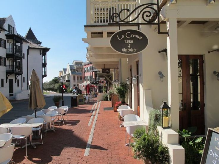 Tapas Restaurant Rosemary Beach Florida