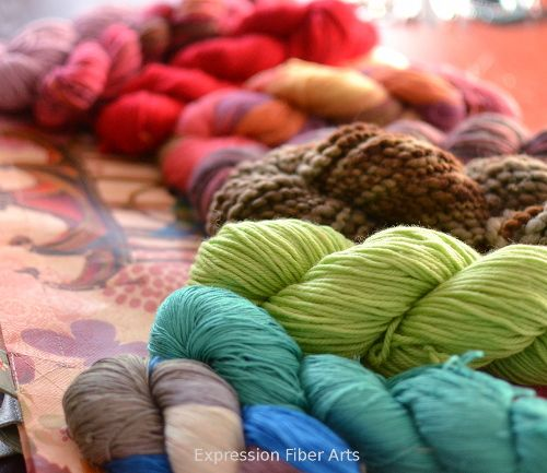 October Yarn Giveaway!