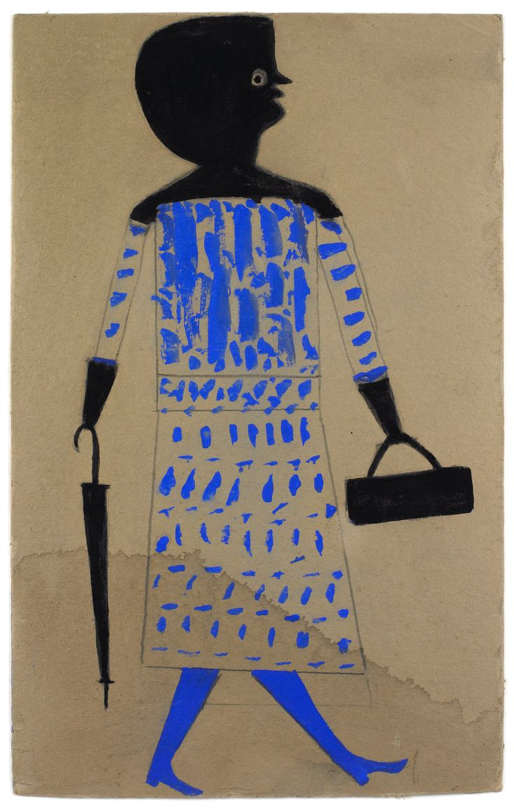 Traylor 12 Outsider Artist Bill Traylor. His work is amazing. Pure creativity.