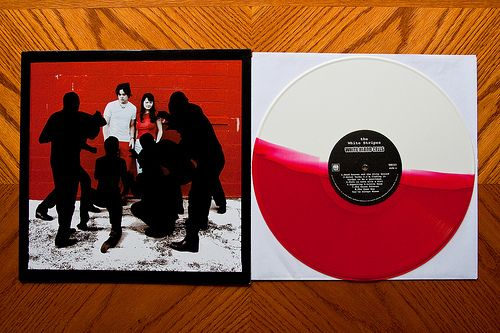 white stripes - white blood cells