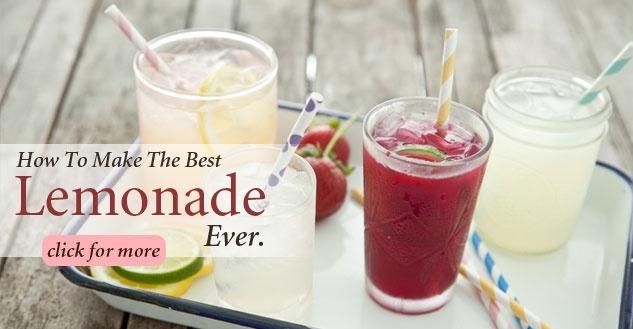 How to Make the Best Lemonade Ever: Sweet, Glass, Yummy, Pauladeen, Lemonade Recipe