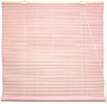 pink rice paper blinds