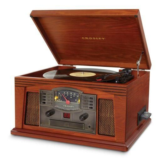 Crosley Lancaster with Bluetooth (in) Entertainment Center