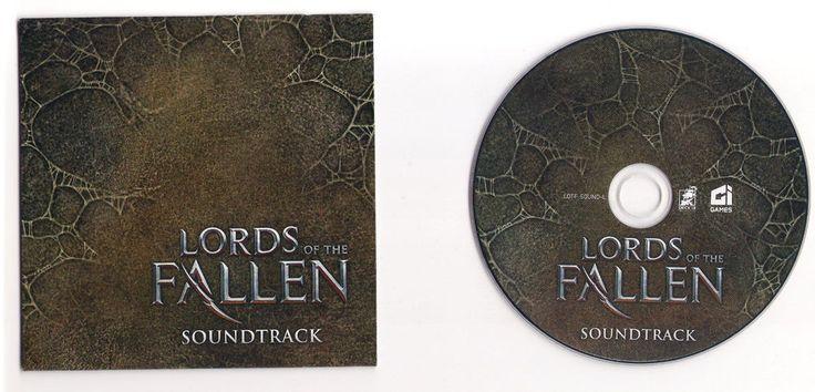Original Lords of the Fallen Soundtrack CD #UnbrandedGeneric
