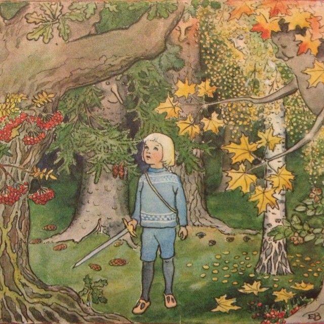 Nordic Thoughts: Elsa Beskow - Göran's book