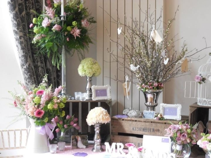 Picture of my stand at this weeks wedding fayre