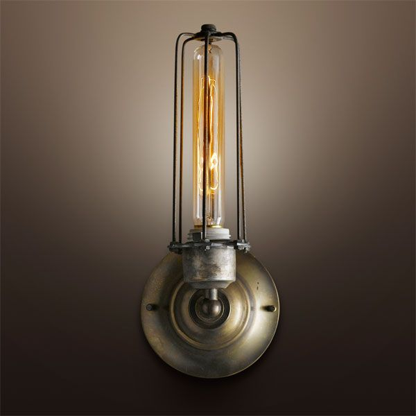 Bathroom Lighting Restoration Hardware 44 best lighting images on pinterest | vintage industrial