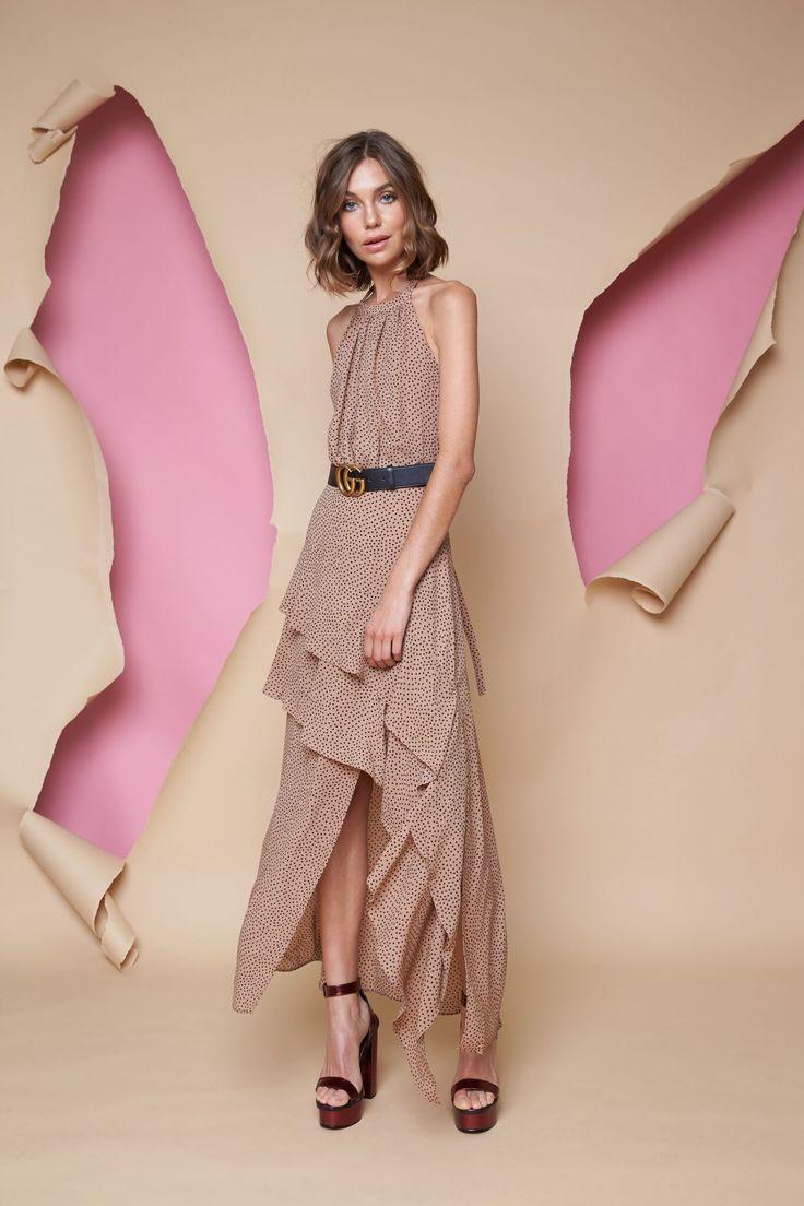 Pink Stitch - High Society Dress