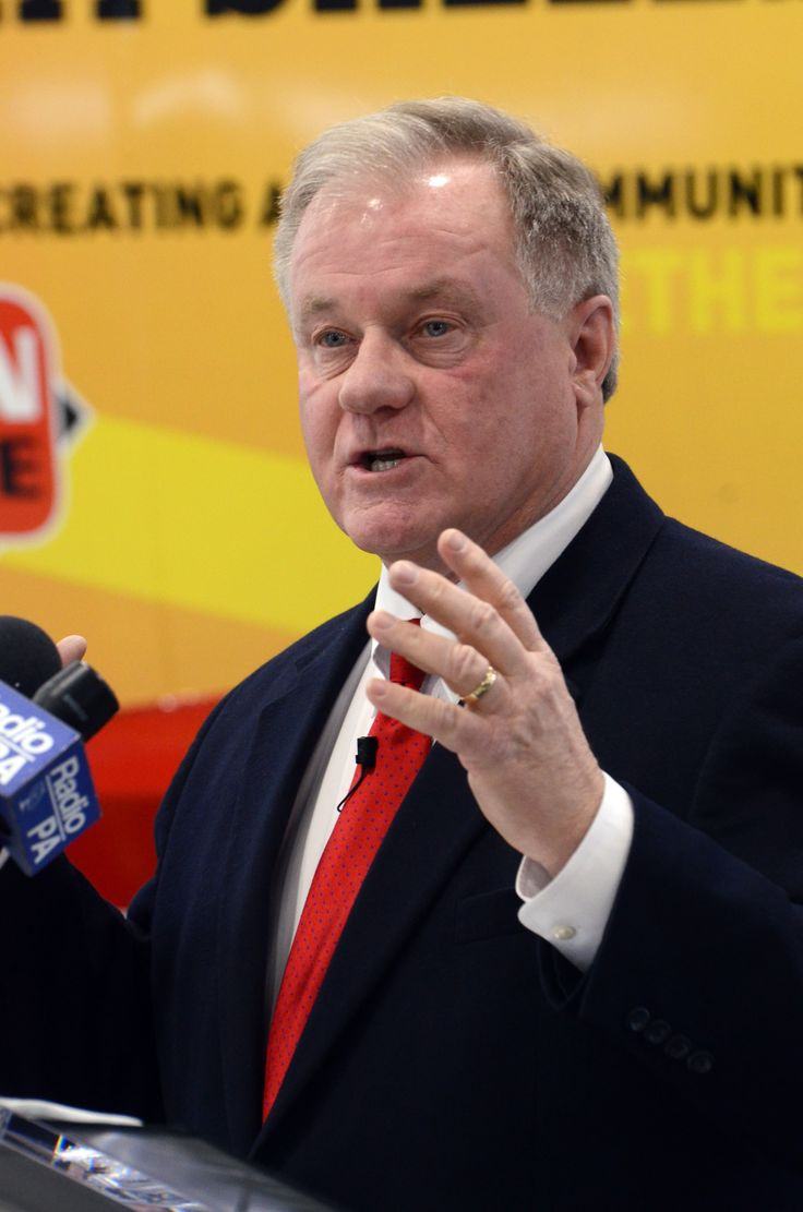 Scott Wagner, a Republican state senator from York County and owner of trash hauling firm Penn Waste, is running for governor. (FILE)
