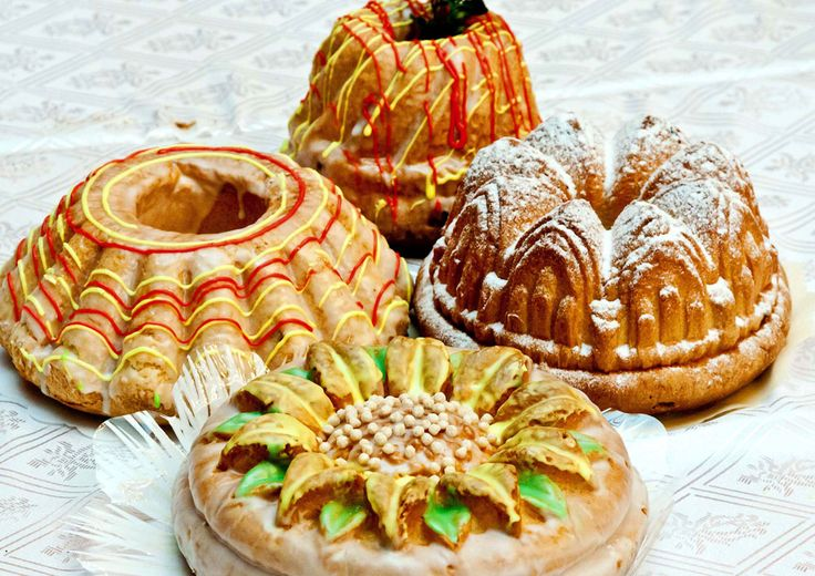 Babka, a sweet yeast cake, photo: Piotr Wojnarowski / Forum