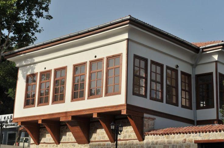 geleneksel türk ev mimarisi