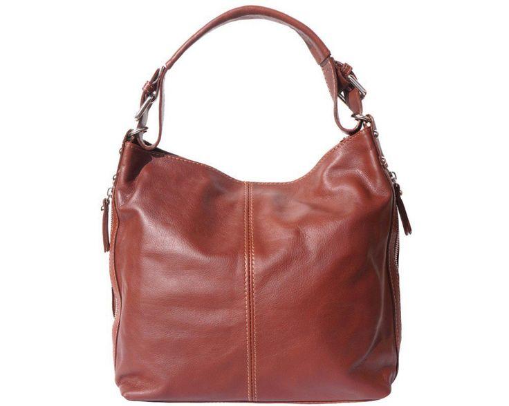 Kabelka na rameno nebo do ruky Florence Hobo Classic. Je to klasická kabelka na rameno: maximum místa + maximum pohodlí!
