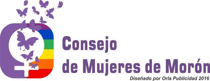Este logo asocia el  símbolo de la mujer, con el color de la  lucha feminista y se incluyen los colores  del arcoíris que nos remiten a distintos significados y símbolos que se acoplan armónicamente al espíritu integrador  y a  la vocación por el logro del bien común