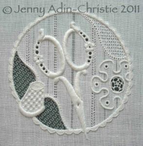 Jenny Adin-Christie Specialist Embroiderer