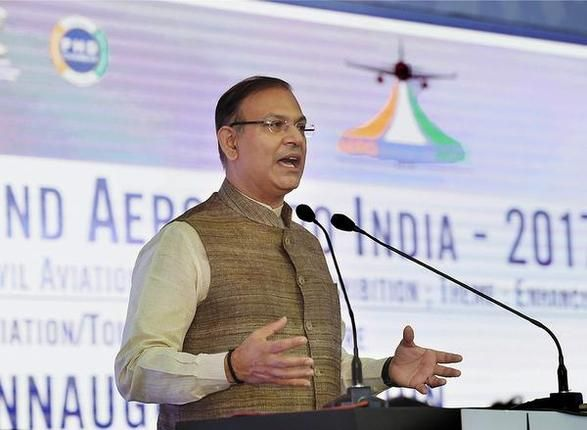 Master plan for airports on the anvil, says Jayant Sinha - Hindu Business Line