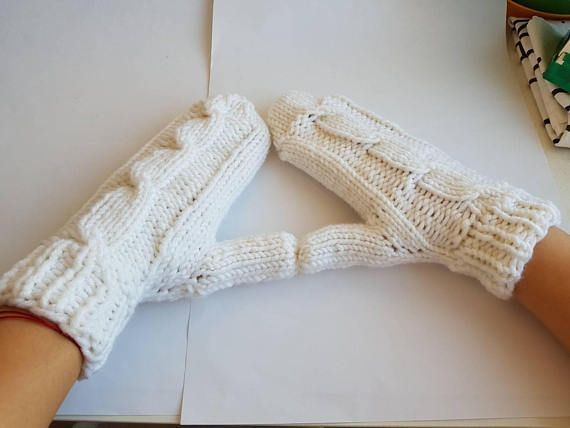 Check out this item in my Etsy shop https://www.etsy.com/listing/571802306/warm-winter-wool-mittens