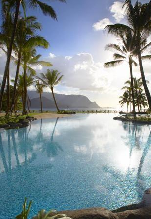 St Regis Princeville, Kauai, Hawaii