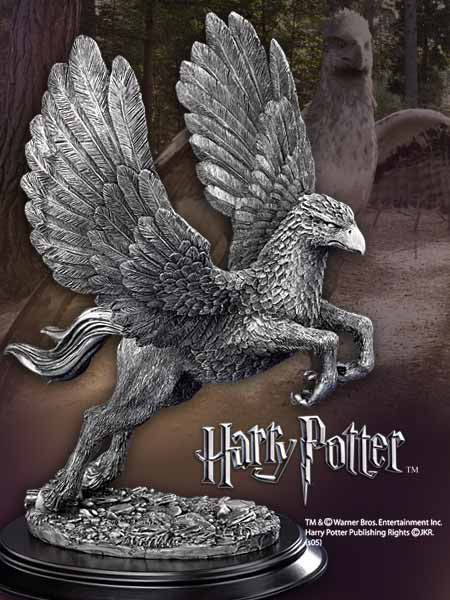 Harry Potter - Seidenschnabel Zinn-Statue