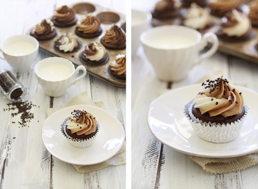 nutella cupcakes with nutella cream cheese frosting nutella cupcakes ...