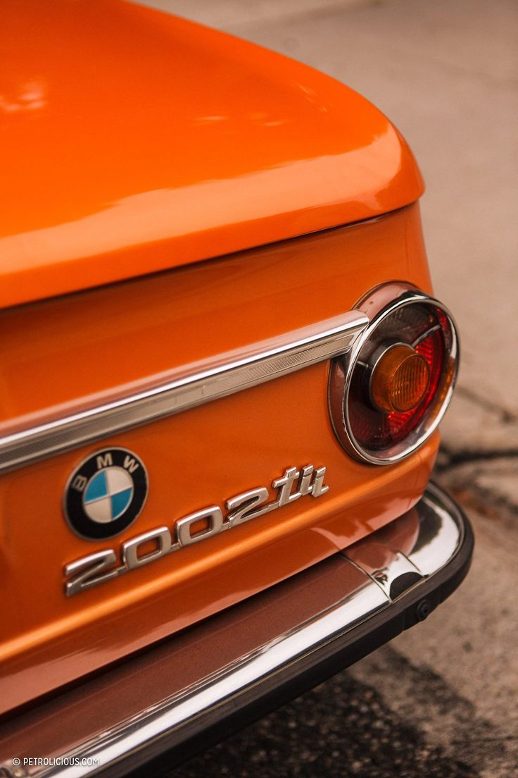 """itsbrucemclaren: """"——- This BMW 2002 Tii Stroker Is Prowling The Streets Of Los Angeles —– """""""