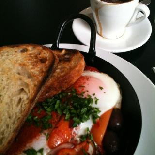 Brunch @missjacksoncafe - great food, great coffee, great service