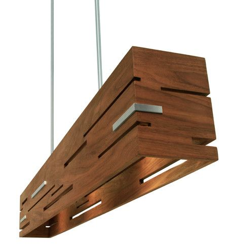 Amazing Aeris Linear LED Pendant By Cerno (Made In USA). Modern Light FixturesModern  ...