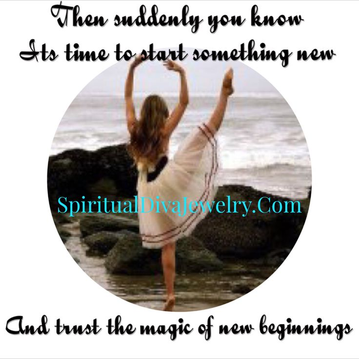 Dont be afraid of change . If you are feeling stuck in life, It's time to change something . New Beginnings are magical. #SpiritualDiva #New beginnings #Quotes