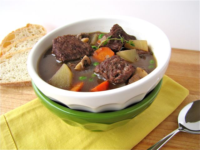 Tyler Florence's Ultimate Beef Stew