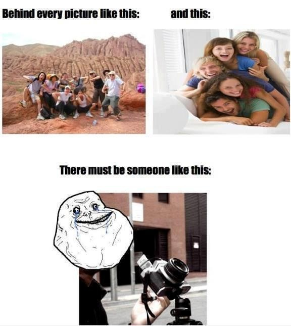 Forever Alone :D: Laughing, Memes, Funny Pictures, Success Photographers, Weird Stuff, Funny Stuff, Rage Comic Job, Forever Alone, Ahahahah Hilarious