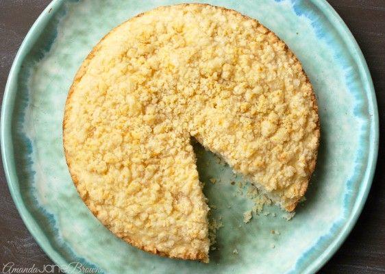 Meyer Lemon Coffee Cake 1 | Meyer Lemons | Pinterest