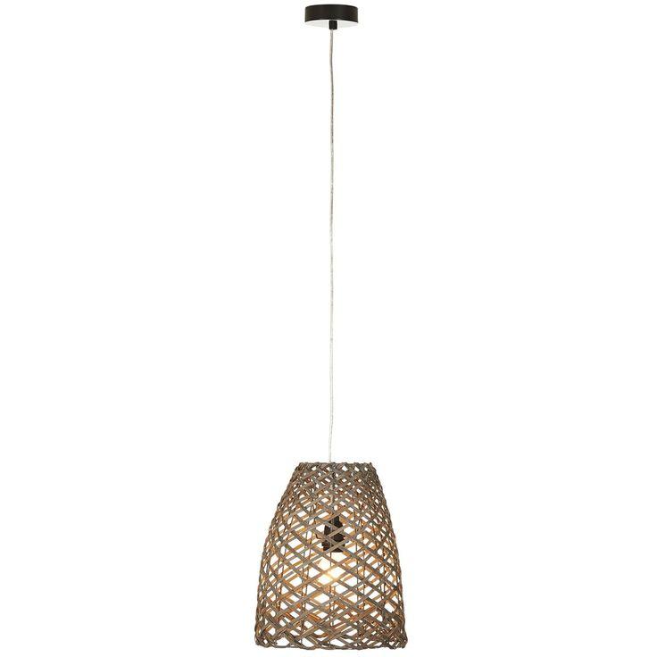Deze lamp geeft een leuk effect op tafel! HANGLAMP WILLOW voor € 20,00 | #Kwantum #Verlichting #Eetkamer
