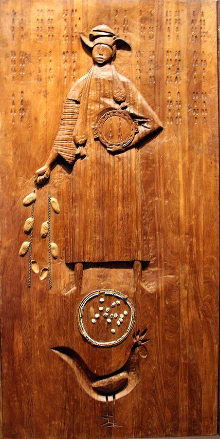 Òrúnmìlà u Orula es una de las deidades del panteón de la Osha Ifá, la religión…