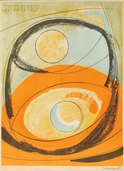 Barbara Hepworth, Untitled