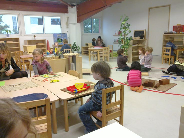 Modern Montessori Classroom ~ Montessori classroom imgkid the image kid has it