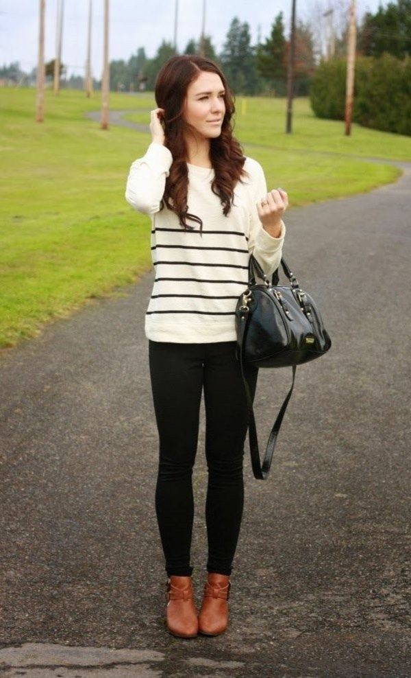 40 Casual Autumn Work Outfits