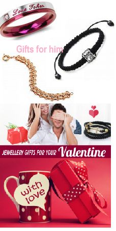 2016 Valentine Jewellery Gifts Ideas For Him Or Boyfriend Giving Something He S Been Craving