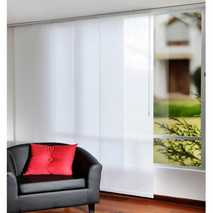 Persiana vertical panel track 180 x 240 cm, Reggia|Persianas verticales|homecenter.com.co