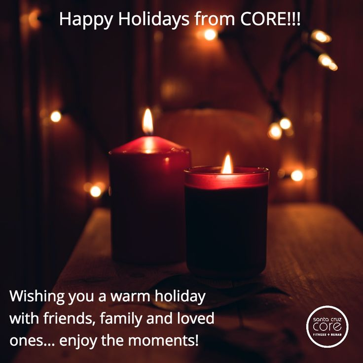 Happy Holidays from CORE... wishing you a warm holiday with friends, family and loved ones, enjoy the moments!