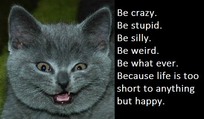 HOW TO BE HAPPY QUOTE