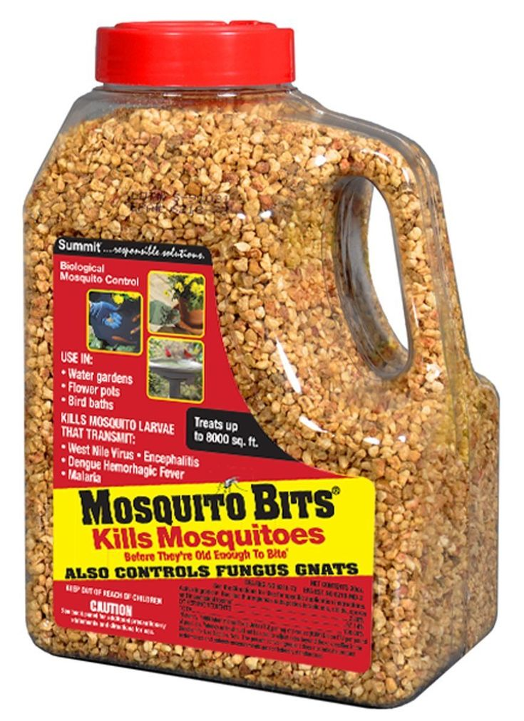 Summit Chemical 117-6 Quik Kill Mosquito Bits, 30 Oz