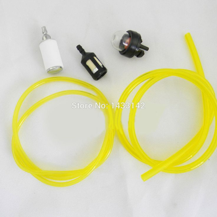 Fuel Filter Gas +Line Primer Bulb for Mcculloch Craftsman Chainsaw 3200 3205 3210 3214 3216 530095646