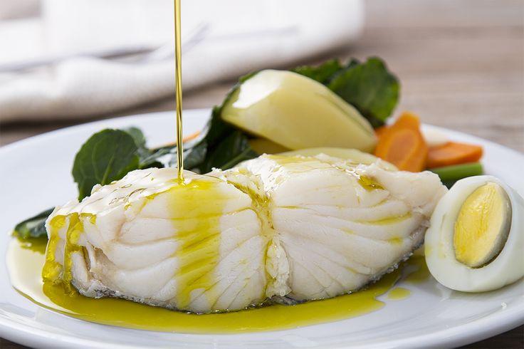 Bacalhau com Todos (Salt Cod with all the Trimmings)
