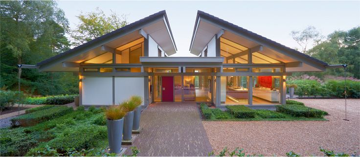 Huf HausHuf Haus, Favourite Architecture, Grand Design, House Bungalows, Huf House, Bungalows Uk, House Art, Haus Art, Art 6 9