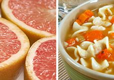 The Best and Worst Foods to Eat When You're Sick- very helpful!