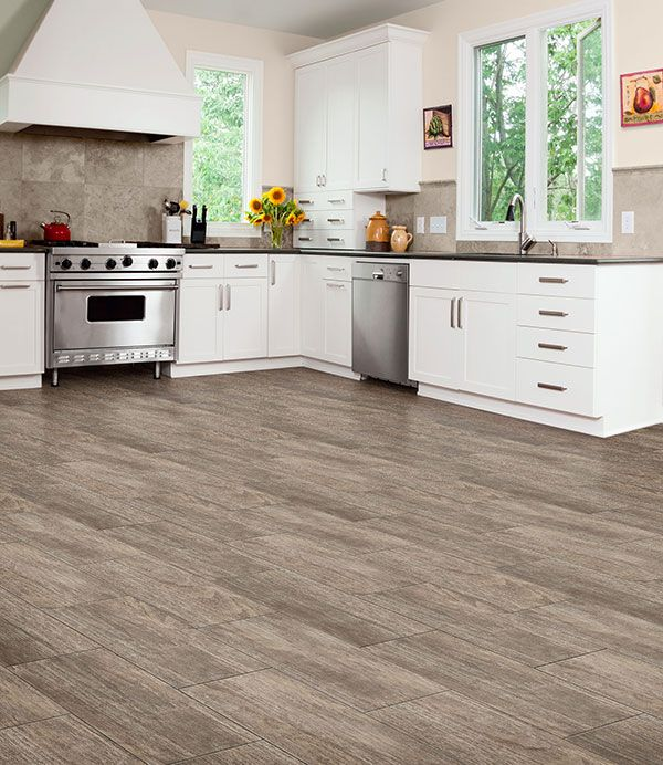Duraceramic dimensions prairie wood in color wind swept for Linoleum flooring colors