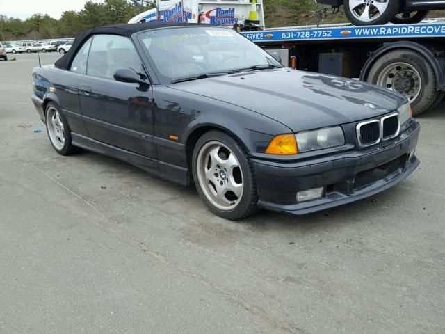 Salvage 1999 Bmw M3